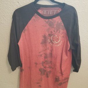 Society Change T-Shirt - Large